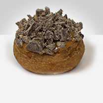 donut small caramelcrunch