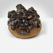 donut small chocolateoreo
