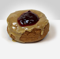 donut small maplejelly